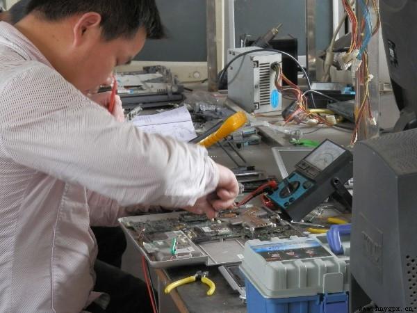 手机+电脑芯片级维修培训